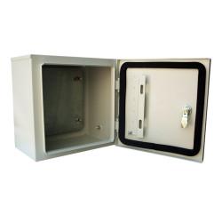 IP54 400х400х250 Корпус навесной облегченный