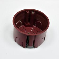 Коробка монтажная (наборная), в гипсокартон, с металическими лапками