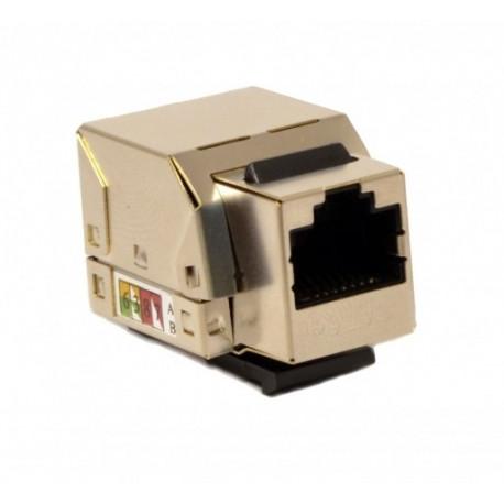 Модуль KeyStone RJ45 FTP, кат. 5e